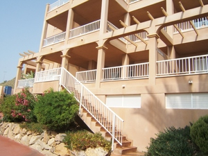 B390: Apartment in Mojacar, Almería