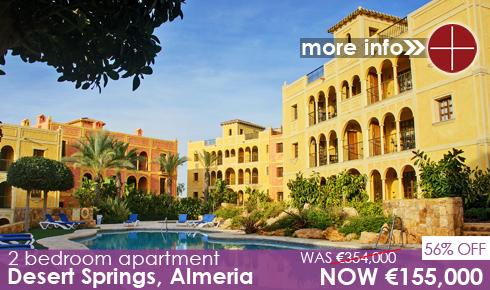 Property For Sale Desert Springs Almeria